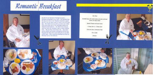 Layout 30 - romantic breakfast